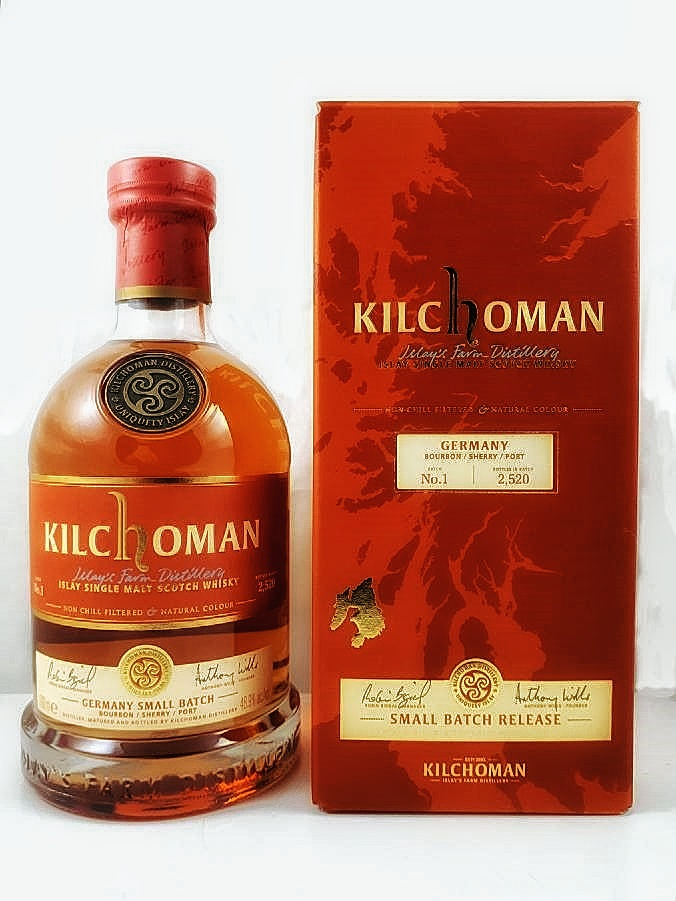 Kilchoman, Germany Small Batch No.1